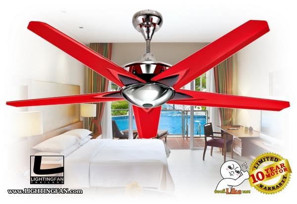 พัดลมเพดาน ใบพัดABS